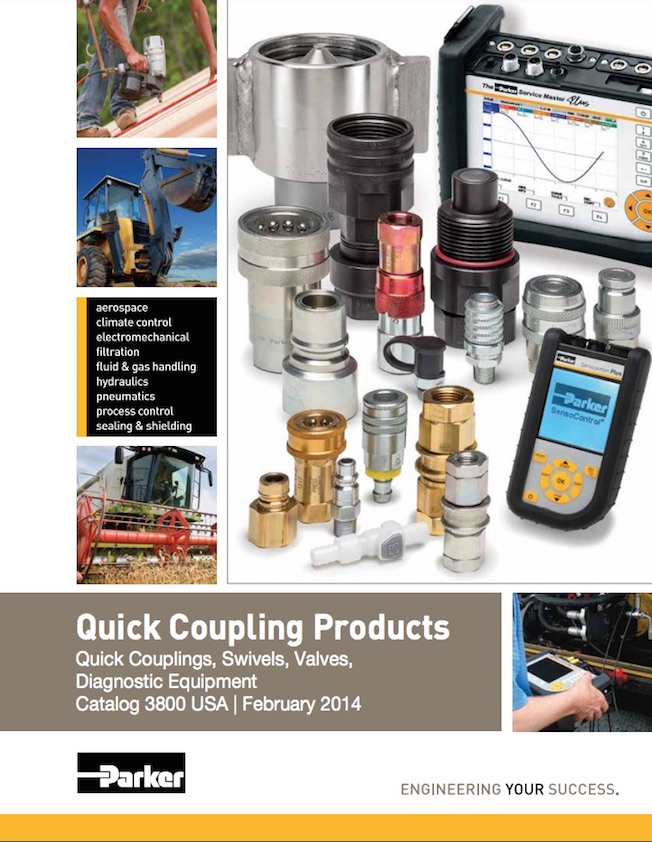 Parker Quick Coupling Products Catalog